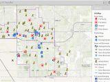 Map Of Arizona City Az Map Library City Of Chandler