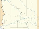 Map Of Arizona Counties and Cities List Of Counties In Arizona Wikipedia