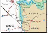 Map Of Arizona Deserts Map Of Arizona S Highways Only City Oatman Oatman Arizona
