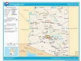 Map Of Arizona Indian Reservations Maps Of the southwestern Us for Trip Planning