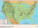 Map Of Arizona Mountain Ranges United States Map Labeled Mountains Refrence United States Map