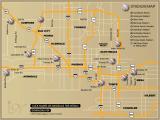 Map Of Arizona Scottsdale Map Of Scottsdale Az Maps Directions