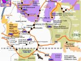 Map Of Arizona Utah Border A Map Of southern Utah and northeast Arizona Showing How Close Zion