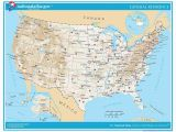 Map Of Arizona Utah Border Maps Of the southwestern Us for Trip Planning