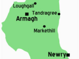 Map Of Armagh Ireland County Armagh Travel Guide at Wikivoyage