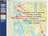 Map Of Baker City oregon Publiclands org oregon
