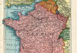 Map Of Belgium France and Germany 1921 Map France Belgium Luxembourg Post World War One