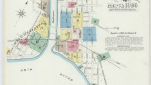 Map Of Bellefontaine Ohio Map Ohio Library Of Congress