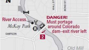 Map Of Bend oregon Bend oregon River Safety Map Animals Pinterest Park Trails