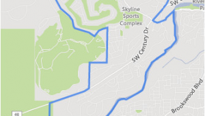 Map Of Bend oregon Neighborhoods which Neighborhoods are Closest to Mountain Bike Trails Our Bend
