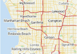 Map Of Beverly Hills California area Los Angeles area Map U S News Travel
