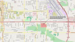 Map Of Beverly Hills California Map Of Beverly Hills California Klipy org