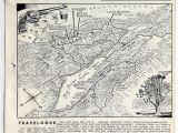 Map Of Big Bear California 1960 S Historic Holcomb Valley Ca Happy Wanderers