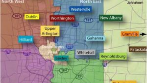Map Of Blacklick Ohio Columbus Neighborhoods Columbus Oh Pinterest Ohio the