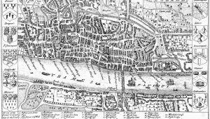 Map Of Bloomsbury London England Historic London Map Stockfotos Historic London Map Bilder Alamy
