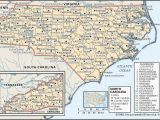 Map Of Brevard north Carolina California Map Major Cities State and County Maps Of north
