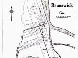 Map Of Brunswick Georgia Pin by Claribel ortiz On Brunswick Ga tourist Map Georgia Map
