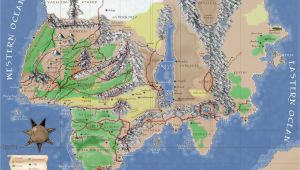 Map Of Brush Colorado Hyborian Map the Last is From the Rpg Of Mongoose Conan Rpg