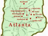 Map Of Buckhead Georgia 138 Best Georgia On My Mind Images Destinations Viajes