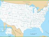 Map Of Burbank California United States Map Rivers Save Map the United States with Lakes Valid