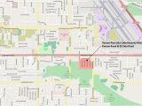 Map Of California Beverly Hills Map Of Beverly Hills California Klipy org