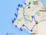 Map Of California Monterey Bay 17 Mile Drive Must Do Stops and Proven Tips