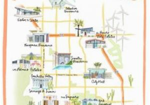 Map Of California Showing Palm Springs 94 Best Palm Springs Houses Images Palm Springs Style Palm