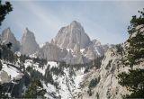 Map Of California Sierra Nevada Mountains Mount Whitney Wikipedia