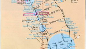 Map Of California Valleys Printable Napa Wine Map Sanda Kaufman S Image Collection Napa