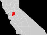 Map Of California Valleys San Joaquin County California Wikipedia