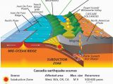 Map Of California Volcanoes why Have Volcanoes In the Cascades Been so Quiet Lately Geology