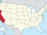Map Of California with Cities and towns List Of Cities and towns In California Wikipedia