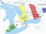 Map Of Canada 1867 Upper Canada Wikipedia