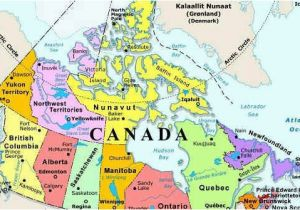 Map Of Canada and Usa with Provinces and States Plan Your Trip with these 20 Maps Of Canada