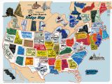 Map Of Canada and Usa with Provinces and States Usa Canada Magnet Set with Free Usa Fridge Map