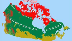 Map Of Canada by Population Canadian Arctic Tundra Wikipedia