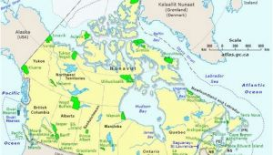Map Of Canada National Parks Map Of Canada S National Parks Canada In 2019 Canada National