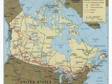 Map Of Canada Rivers and Lakes Map Of Canada Canada Map Map Canada Canadian Map