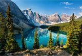 Map Of Canada Rocky Mountains Banff Jasper National Parks Travel Alberta Canada