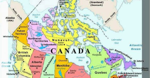 Map Of Canada Rocky Mountains Plan Your Trip with these 20 Maps Of Canada