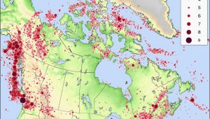 Map Of Canada S Natural Resources California Natural Resources Map Natural Resources Map Canada Pics