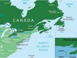 Map Of Canada S north St Pierre Miquelon Current French Territories In north