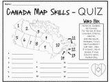 Map Of Canada Test 53 Rigorous Canada Map Quiz