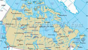Map Of Canada with Latitude and Longitude Lines Map Of Canada with Latitude and Longitude Download them