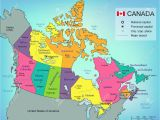 Map Of Capital Cities In Canada Canada Provincial Capitals Map Canada Map Study Game Canada Map Test