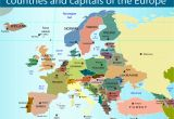 Map Of Capitals In Europe Countries Quiz World Maps