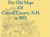 Map Of Carroll County Ohio Carroll County Map Etsy