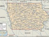 Map Of Carroll County Ohio State and County Maps Of Iowa