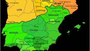 Map Of Castile Spain Kingdom Of Castile Revolvy