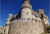 Map Of Castles In Spain Castillo De Manzanares El Real Updated 2019 All You Need to Know